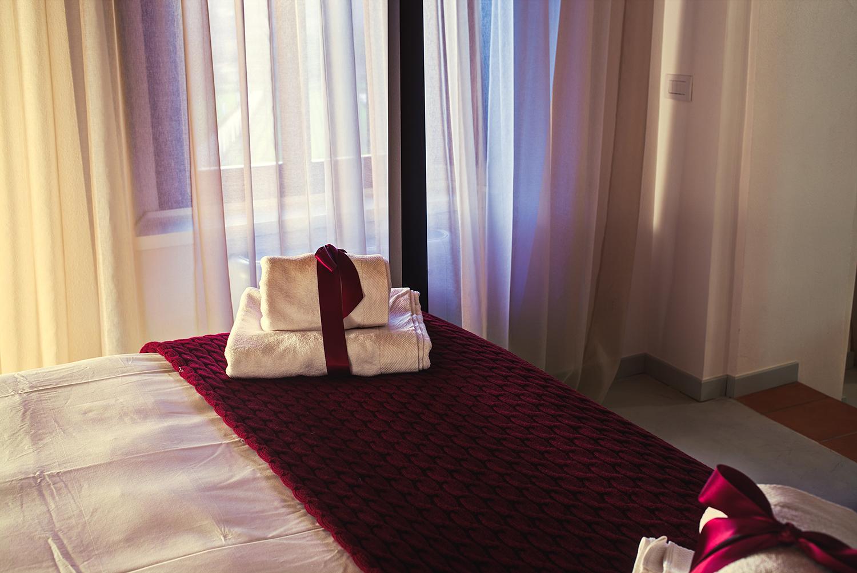 Villa Cilnia - Le camere