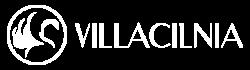 logo villa cilnia bianco